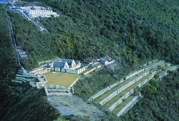 Choquequirao City