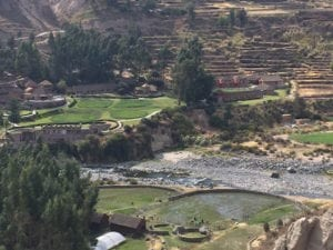 Agricultural Towns & Terraces Populate the Colca Valley