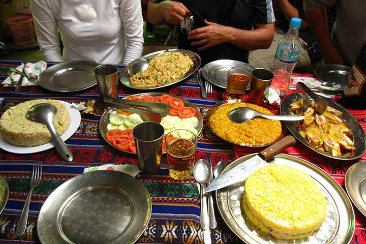 Image result for cooking in machu picchu