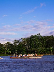Amazon River Tour - Boat